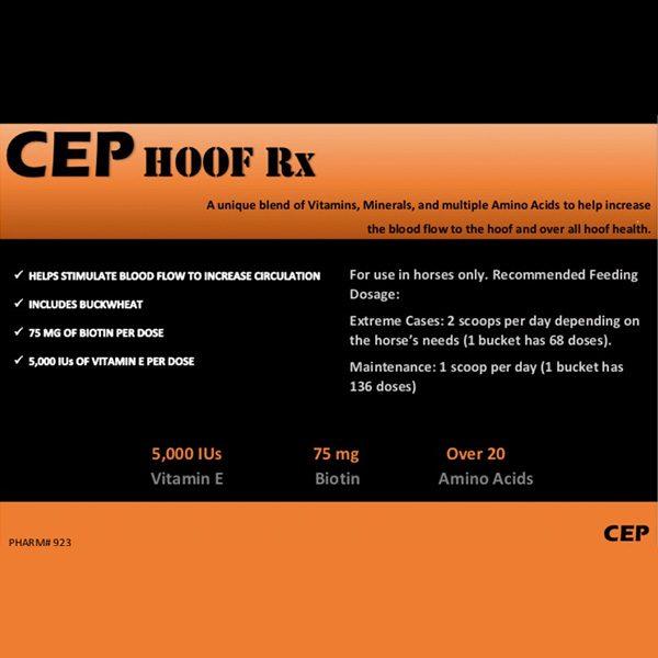 CEP Hoof Rx