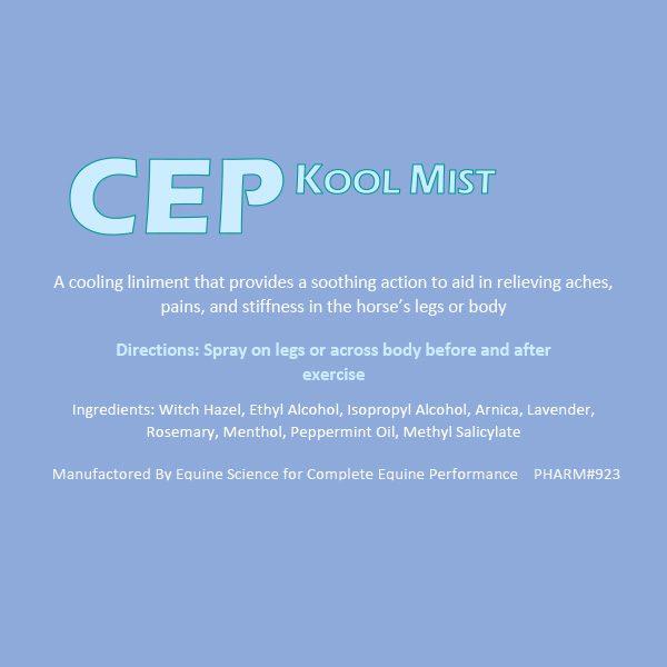 CEP - Kool-Mist