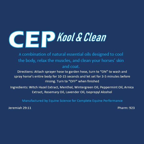 CEP - Kool & Clean