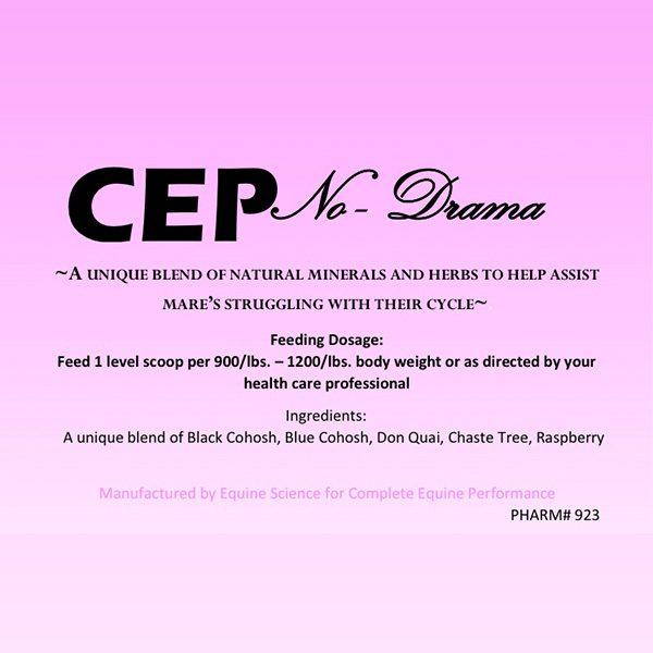 CEP No-Drama
