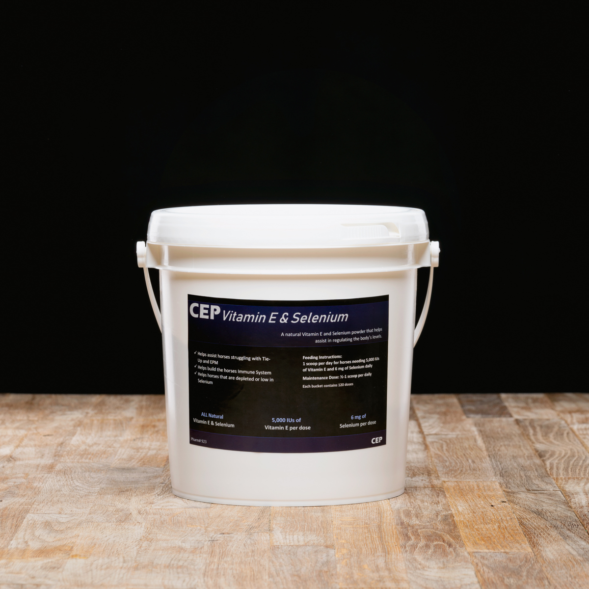 CEP - Vitamin E & Selenium