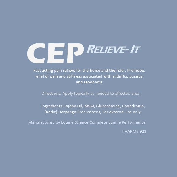 CEP - Relieve-It