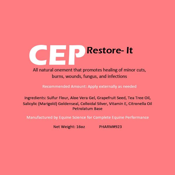 CEP - Restore-It