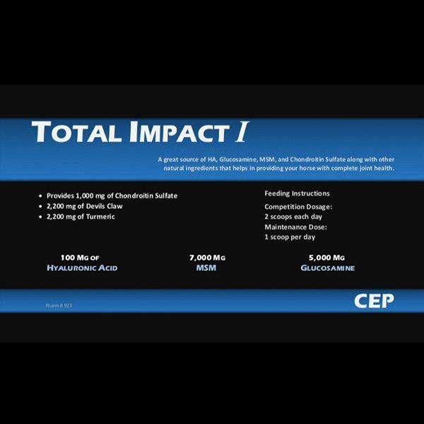 CEP Total Impact I