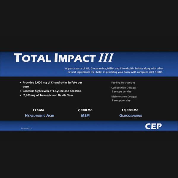 CEP Total Impact III