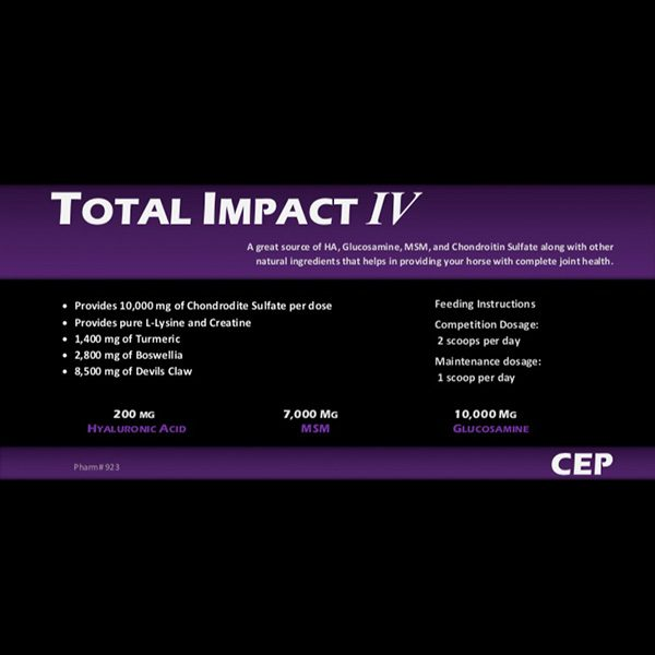CEP Total Impact IV