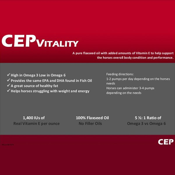 CEP Vitality