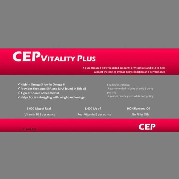 CEP Vitality Plus