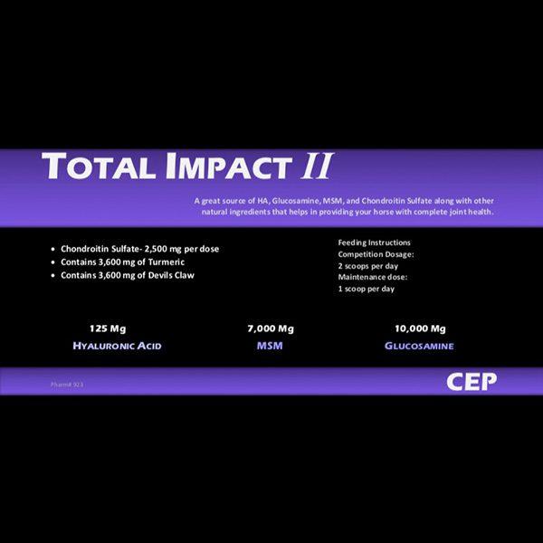 CEP Total Impact II