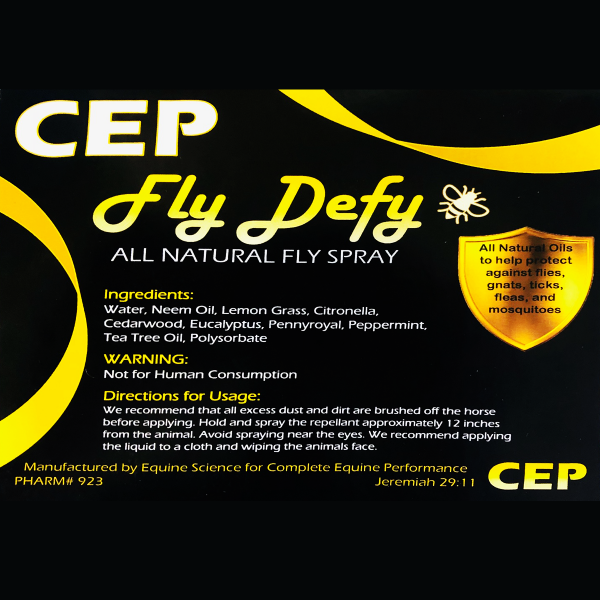 Complete Equine Performance Fly Defy