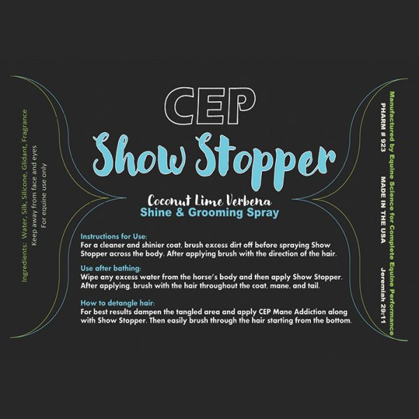 CEP Show Stopper