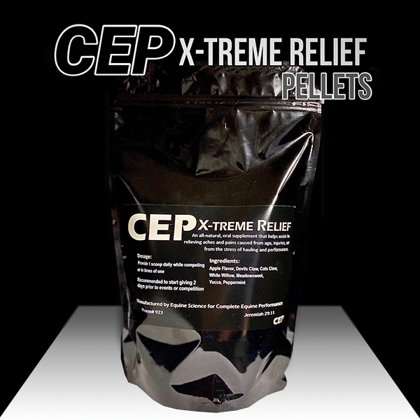 CEP X-treme Relief Pellets
